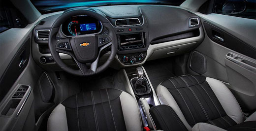 Chevrolet Cobalt 2012 Interior
